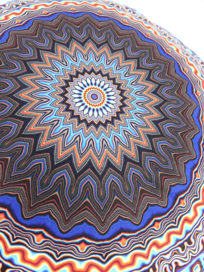Meditációs ülőpárna 05- TOROKCSAKRA (VISSUDHA)