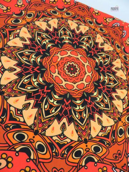 Meditációs párna 02- Szakrális csakra (Szvadhiszthana)