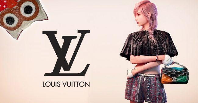 Louis Vuitton legújabb arca egy videojáték karakter